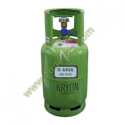 GAS REFRIGERANTE 10 KG R 449A XP 40 ZONEGAS FRANCIA