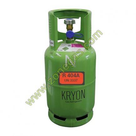 GAS REFRIGERANTE 10 KG R 404A ZONEGAS FRANCIA