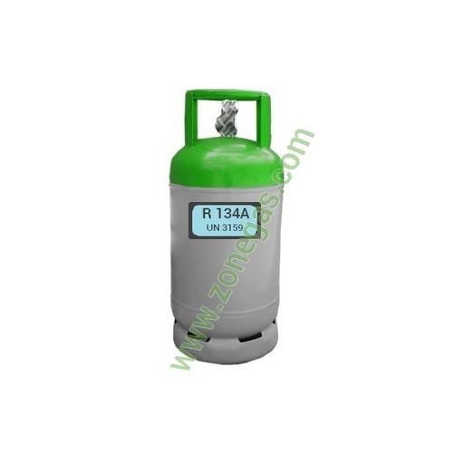 Gas refrigerante 15 KG R 134A Zonegas Francia