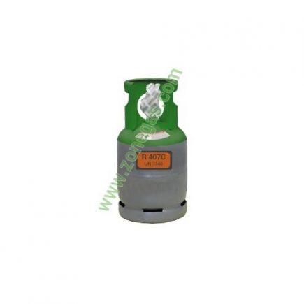 GAS REFRIGERANTE 5 KG R 407C ZONEGAS FRANCIA