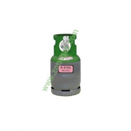 GAS REFRIGERANTE 5 KG R 410A ZONEGAS FRANCIA
