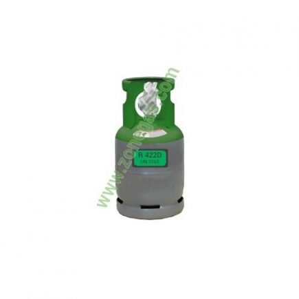 GAS REFRIGERANTE 5 KG R 422D ZONEGAS FRANCIA