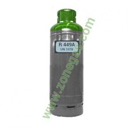 GAS REFRIGERANTE 55 KG R449A ZONEGAS FRANCIA