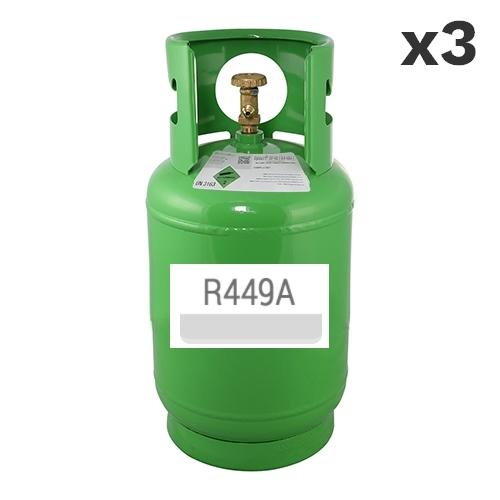 30 GAZ REFRIGERANT R 449A
