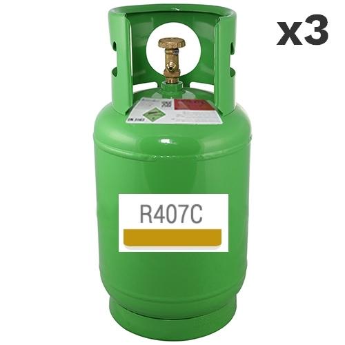 30 KG GAZ REFRIGERANT R 407C