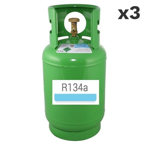 36 kg GAZ RÉFRIGÉRANT R 134A