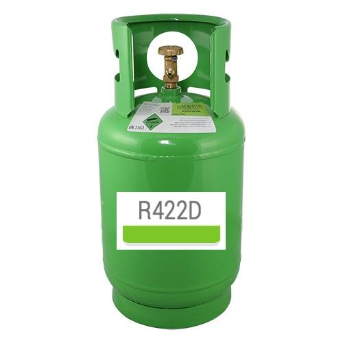10 kg gaz réfrigérant R 422D